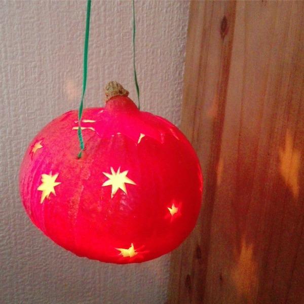 Favoriete Hoe maak ik een Sint-Maartenlampion van een pompoen  @WI14