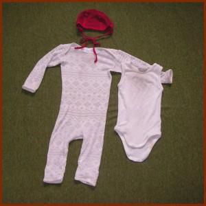 wollen babykleertjes