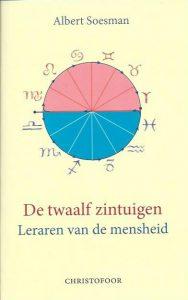 Voorblad boek De twaalf zintuigen door Albert Soesman